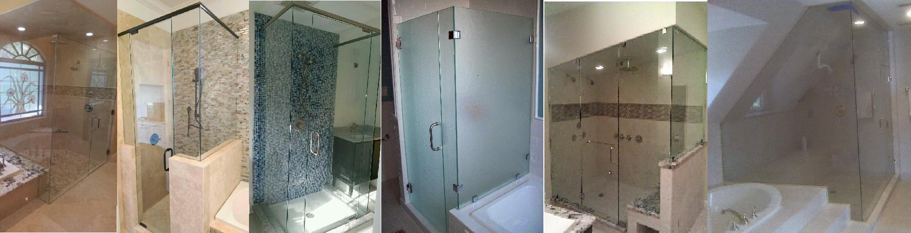 Frameless Glass Shower Doors Apopka