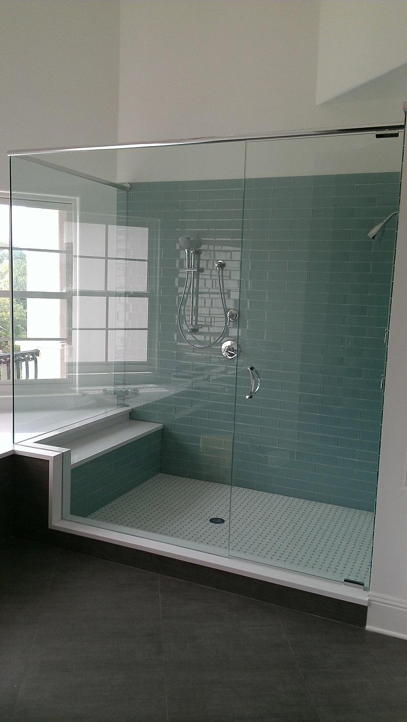 Frameless Glass Shower Doors Tampa