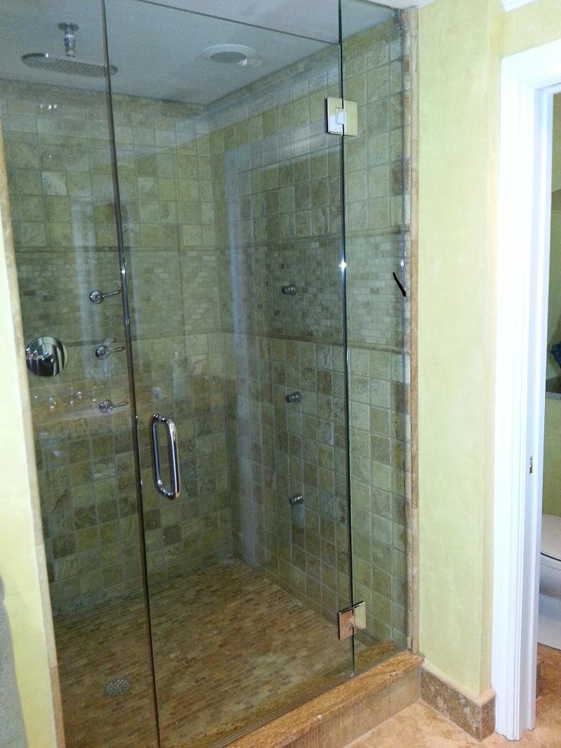 Frameless Glass Shower Doors West Palm Beach