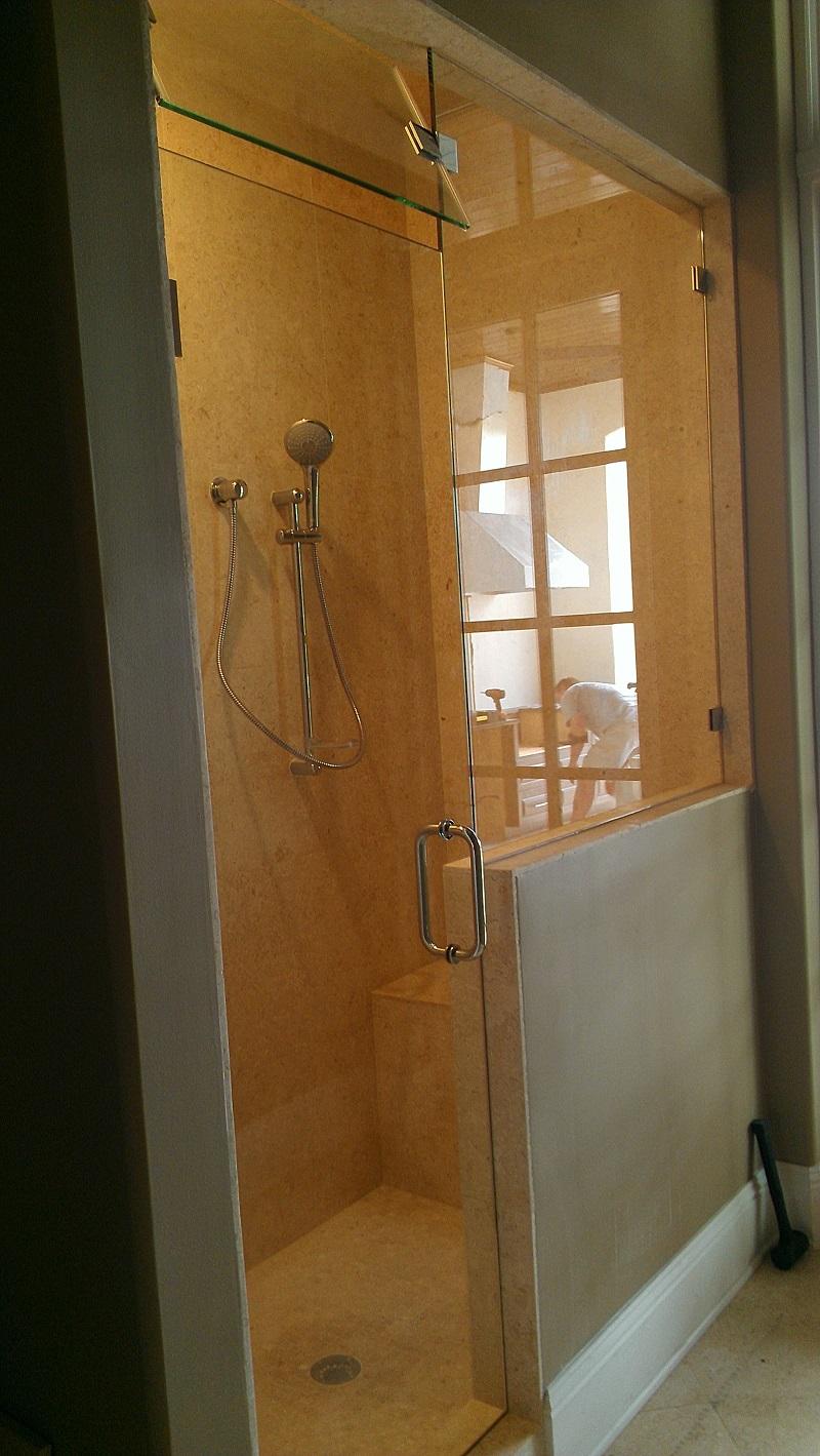 Frameless Glass Shower Doors Region