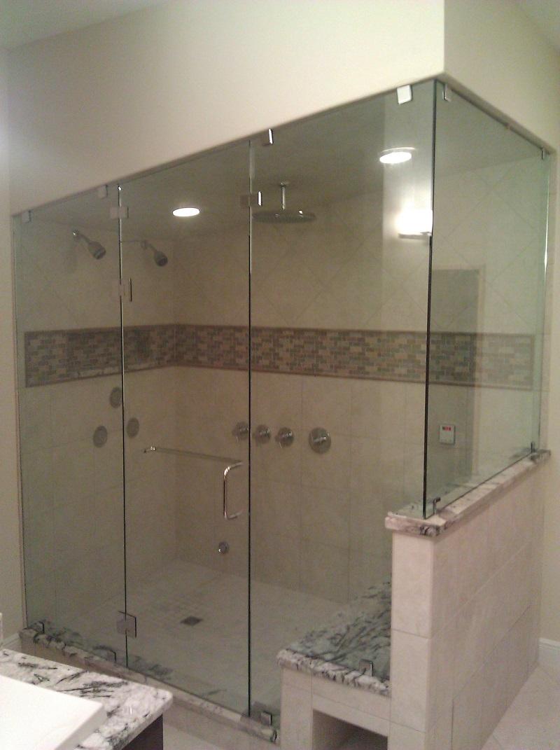 Frameless Glass Shower Doors Yukon
